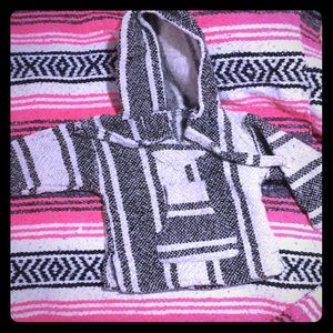 Baby boy poncho bought in Mexico size 12 months